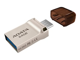 A-Data Technology AUC360-64G-RGD Main Image from Left-angle