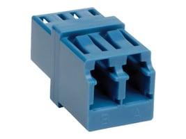 Tripp Lite Duplex Singleode Fiber Coupler, LC-LC, N455-000-S-PM, 14245535, Cable Accessories