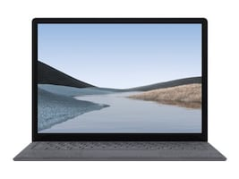 Microsoft Surface Laptop 3 Core i5-1035G7 8GB 128GB SSD ax WC 13.5 PS MT W10P Alcantara Platinum, PKH-00001, 37616052, Notebooks
