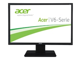 Acer 22 V226WL BD LED-LCD Monitor, UM.EV6AA.002, 15500032, Monitors