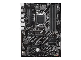 Gigabyte Tech Motherboard, Z370P D3 MP LGA1151 I-SERIES MAX-64GB DDR4 ATX PCIE x16, Z370P D3, 35177480, Motherboards