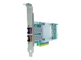 Axiom PCIe x8 10Gbs Dual Port Fiber Network Adapter for HP, BK835A-AX, 31091486, Network Adapters & NICs