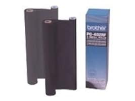 Brother Refill Rolls for PC-401 or PC-501 (2-pack), PC402RF, 10798116, Printer Ribbons