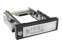 Thermaltake MAX 4 HDD 3.5 INCH SATA RACK, N0023SN, 8305597, Hard Drive Enclosures - Multiple