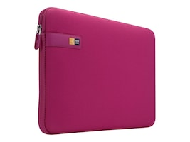 Case Logic 16 Laptop Sleeve, Pink, 3201359, 13126497, Protective & Dust Covers