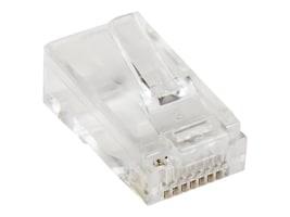 StarTech.com RJ45 Category 5 5e Connectors, 50 Pack, CRJ4550PK, 9166349, Cable Accessories