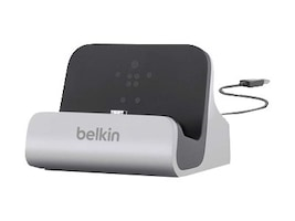 Belkin Charge Synch Dock for Galaxy S4, F8M389TT, 16109422, Cellular/PCS Accessories