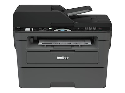 Brother MFC-L2710DW Compact Laser All-in-One Printer, MFCL2710DW, 34830601, MultiFunction - Laser (monochrome)