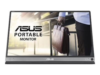 Asus 15.6 MB16AC Full HD IPS Portable Monitor, MB16AC, 34106655, Monitors