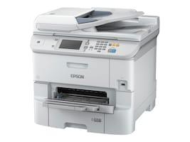 Epson WorkForce Pro WF-6590 Network Multifunction Color Printer, C11CD49201, 30846453, MultiFunction - Ink-Jet