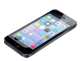 Zagg InvisibleShield iPhone 5 Scrn, IP5GLS-F00, 20591557, Carrying Cases - Phones/PDAs