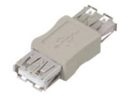L-Com USB Type A F F Adapter, UAD015FF, 34733798, Adapters & Port Converters