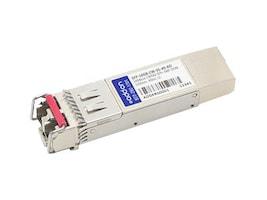 ACP-EP Memory SFP-10GB-CW-35-40-AO Main Image from Left-angle