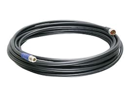 TRENDnet Antenna Cable, N-Type (M-F), Black, 12m, TEW-L412, 8555449, Cables