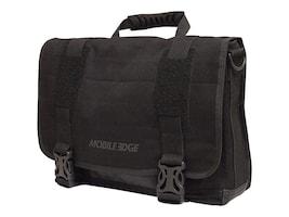 Mobile Edge 14.1 Eco-Friendly Chromebook Ultrabook Messenger, Black, MEUME1, 35401744, Carrying Cases - Notebook