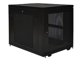 Tripp Lite SmartRack 12U Extra Depth Rack Enclosure Cabinet, Instant Rebate - Save $10, SR12UB, 12016034, Racks & Cabinets