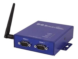 B+B SmartWorx AirborneM2M Industrial Wireless Device Server, ABDN-SE-IN5410, 17987956, Network Routers