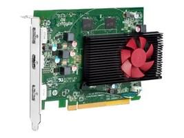 HP AMD Radeon RX550 PCIe 3.0 x16 Graphics Card, 4GB GDDR5, 3TK71AT, 35727390, Graphics/Video Accelerators