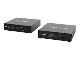 Belkin 1:1 HDMI Extender over Cat5e Cable, 300 Feet, WV-HD121-100M, 9796455, Video Extenders & Splitters