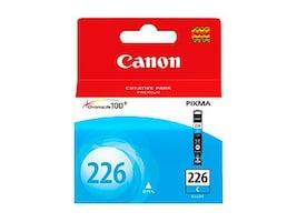 Canon Cyan CLI-226 Ink Tank, 4547B001, 11647272, Ink Cartridges & Ink Refill Kits - OEM