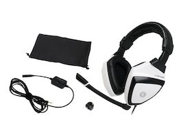 IOGEAR Kaliber Gaming Convert Universal Gaming Headphones, GHG600, 31931393, Video Gaming Accessories