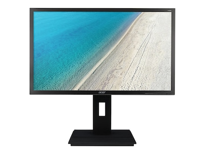 Acer 24 B246HL ymdpr Full HD LED-LCD Monitor, Black, UM.FB6AA.004, 32487870, Monitors