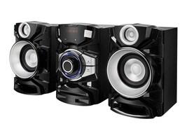 GPX Mega Blast Home Music System, IHB617B, 34585035, Mini Stereo Systems