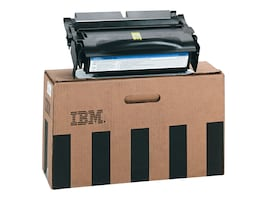 IBM Black Return Program Toner Cartridge for Infoprint 1422 Printer, 75P6050, 5491216, Toner and Imaging Components