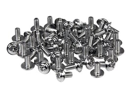 StarTech.com Screws, M3, 1 4in Long, 50-pack, SCREWM3, 5296509, Mounting Hardware - Miscellaneous