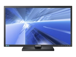 Samsung 24 SE650 Series LED-LCD Monitor, Black, S24E650DW, 23099744, Monitors