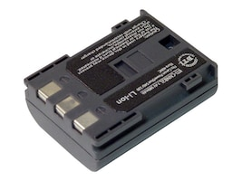 BTI Battery, 7.4V, 550mAh, for Canon OPTURA 30, POWERSHOT S40, S45, S50, CNNB2L, 7926447, Batteries - Camera