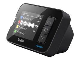 Belkin 3-Button Desktop Controller Unit w  LCD for 2 16-port Secure KVM Switches, F1DN003R, 16952516, KVM Displays & Accessories