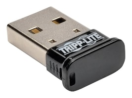 Tripp Lite Mini Bluetooth 4.0 (Class 1) USB Adapter, U261-001-BT4, 32187076, Wireless Adapters & NICs