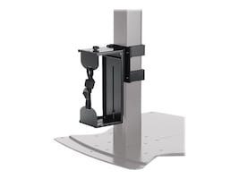Chief Manufacturing Universal CPU Holder: Carts & Stand, QMP1C, 14440411, Cart & Wall Station Accessories