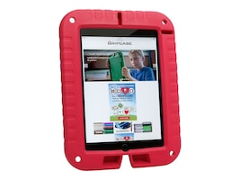 Gripcase SHIELD iPad Case Red, SHLD-AIR2-RED, 37054491, Carrying Cases - Tablets & eReaders