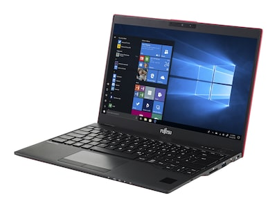 Fujitsu LifeBook U939X Core i5-8265U 1.6GHz 8GB 256GB SSD ac BT FR WC 13.3 FHD MT W10P64 Red, XBUY-U939X-R02, 37599256, Notebooks - Convertible