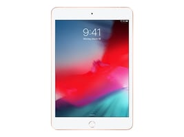 Apple iPad mini 64GB, WiFi+Cellular, Gold, MUXH2LL/A, 36794295, Tablets - iPad mini
