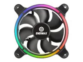 Enermax Enermax T.B. RGB AD 120mm Fan (3-pack), UCTBRGBA12P-BP3, 37403410, Cooling Systems/Fans
