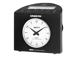 Sangean AM FM Digital Tuning Clock, RCR-9, 14415223, Stereo Components