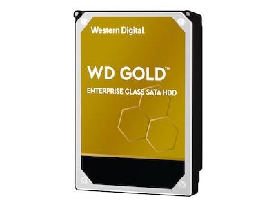 Western Digital 10TB WD Gold SATA 6Gb s Enterprise Class 3.5 Internal Hard Drive, WD102KRYZ, 37605273, Hard Drives - Internal