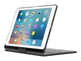 Targus Versatype Keyboard Case for iPad Pro 9.7, iPad Air 1 2, Black, THZ700US, 31948700, Keyboards & Keypads