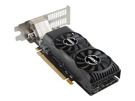 Microstar GeForce GTX 1050 Ti Low-Profile PCIe 3.0 x16 Graphics Card, 4GB GDDR5, GTX 1050 TI 4GT LP, 33586773, Graphics/Video Accelerators