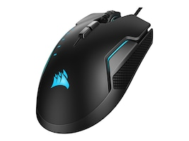 Corsair GLAIVE RGB PRO ALUMINUM GAMING ACCSMOUSE WITH INTERCHANGEABLE GRIPS, CH-9302311-NA, 36955167, Mice & Cursor Control Devices