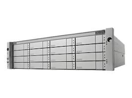 Promise 3U16 SAS 6Gb s JBOD 3 PSU Dual-I O Module 2 Fans Array w  16X 4TB Nearline Hard Drives, VJ2KJQSZDAOE, 33926580, Hard Drives - External