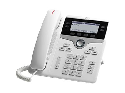 Cisco IP Phone 7841, White