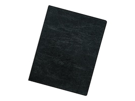 Fellowes Executive Binding Cover, Black, 200-Pack, 5229101, 37137115, Office Supplies