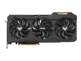 Asus TUF-RTX3080-10G-GAMING Main Image from Front