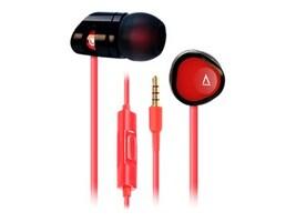 Creative Labs MA-200 Headset, Black, 51EF0600AA010, 15226432, Headsets (w/ microphone)