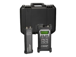Black Box Fiber Optic Power Meter and LED Source Kit, TS1300A, 5574927, Network Test Equipment