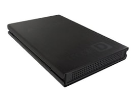 Axiom USB3SSD6E2TB-AX Main Image from Left-angle